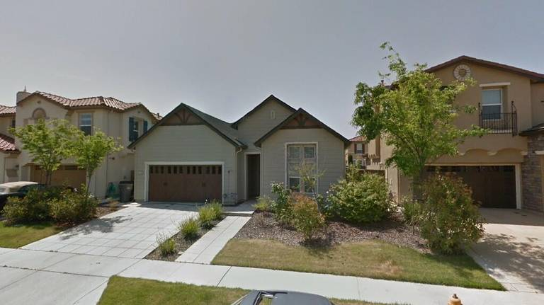 What are the most expensive homes that sold in Woodland, California in August?